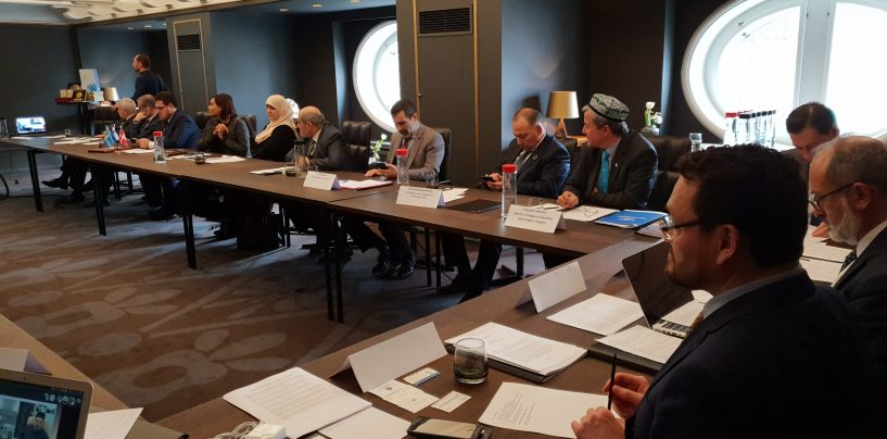 12th of January 2019, the European Muslim Forum held its fourth extended board meeting