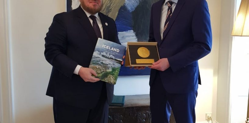 The president of Iceland says that the muslims are under the protection of the government