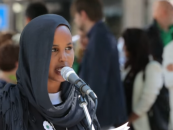 The newspaper Expressen honors Bilan Osman with a nomination for women of the year