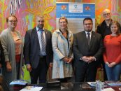 SCR held a consultative meeting with the Scandinavian ecclesiastical delegation