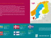 The series(Scandinavia in focus) 1-Know about Scandinavia and the Nordic countries